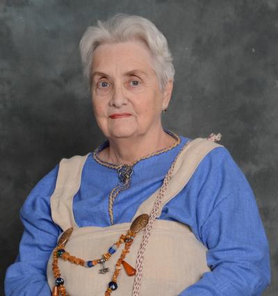 Birgit Højberg..