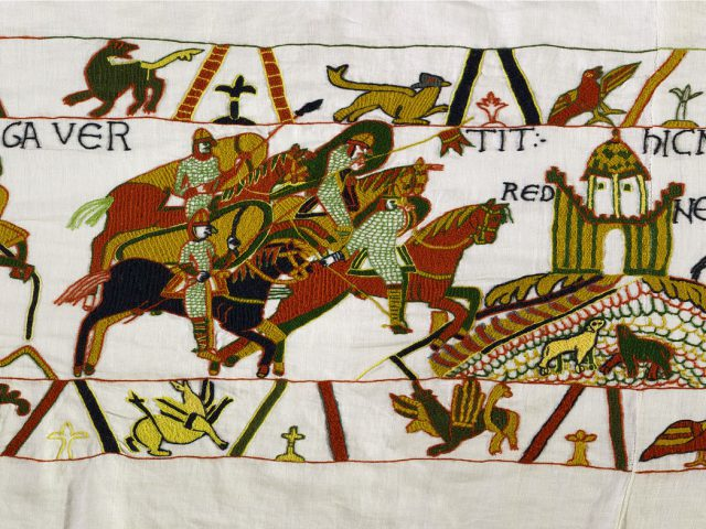 The Purpose of the tapestry-then and now
