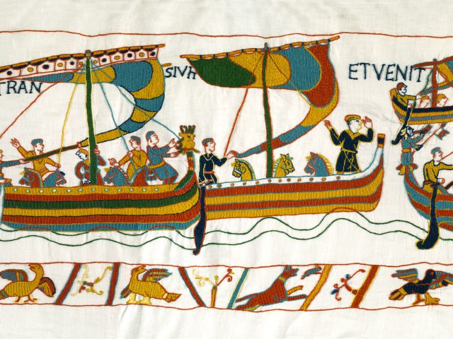 The Lifestory of the Bayeux Tapestry
