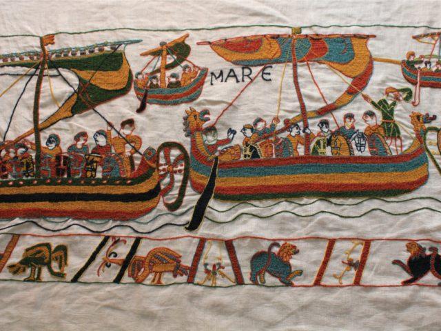 Ausgewählte Bilder der Teppich von  Bayeux
